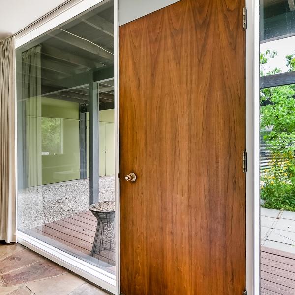 4_Front Door inside